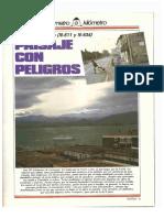 Revista Tráfico - nº 6 - Diciembre de 1985. Reportaje Kilómetro y kilómetro