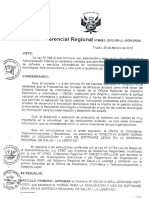 RGR-N° 318.1-2012-GR-LL-GGR-GRSS   Adquisicion de Uso de Software