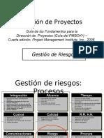 Modulo 11 PMP - Riesgos
