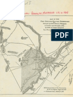 Map of the Fort Snelling Military Reservation, 1839