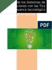 Relación de los sistemas de comunicación con las TICs en el avance tecnoógico