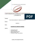 División Del Derecho (1)