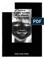 Barudy Jorge - El Dolor Invisible en La Infancia(OCR y Opt)