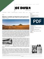 Waterloo_ La Batalla Que Napoleón Pudo Ganar (y II) - Jot Down Cultural Magazine