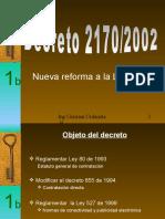 004 Modificaciones 2170