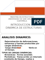 DINAMICA ESTRUCTURAL 2017