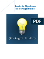Apostila-Linguagem Portugol Studio