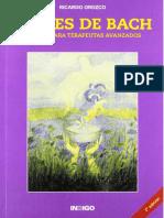 Flores de Bach, Manual Para Terapeutas Avanzados-Ricardo Orozco