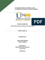 FASE 2 Ejercicio Práctico y Aplicación de Conocimientos