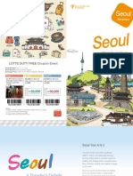 2017 Seoul Official Tourist Guide