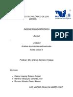 Análisis de sistemas retroalimentados