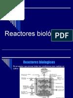 1. Reactores Biologicos