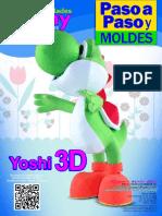 Yoshi 3d Paso a Paso Con Moldes[Smallpdf.com]