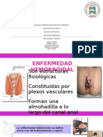 PATOLOGIA ANORECTAL