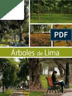 Arboles de Lima - Serpar