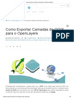 Exportar Dados Do QGIS Para OpenLayers _ Anderson Medeiros