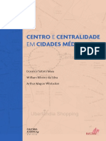 Centro e Centralidade Nas Cidades Medias-WEB