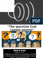 Stacy - The Question God Cannot Answer