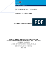 research report cover