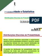 Distribuições Discretas de Probabilidade_UTFP