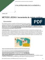 MÉTODO JIDOKA_ Herramienta de Mejora Continua _ Contauditorizate