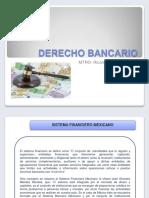 DERECHO BANCARIO_INTRODUCCIÓN