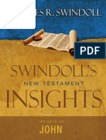 Insights on John by Charles Swindoll, Excerpt
