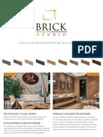 Brick Studio - Tijolos Artesanais