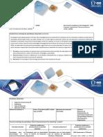 Guia de Actividades y Rúbrica de Evaluación Unidad 3