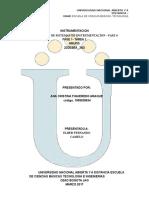 Aplicación de Sistemas de Instrumentacion