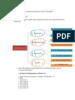 Laporan Praktikum Analisis Regresi ( Uji Asumsi)