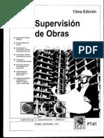 1era Parte Supervision de Obras