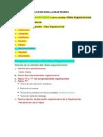 5. Ejemplos de La Estructura Para La Base Teórica