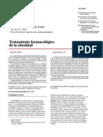 Tratamiento farmacológicode la obesidad vol. 26.pdf