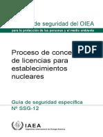 Proceso de Concesion de Licencias - Oiea