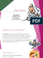 22 Las Vacunas