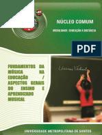 APOSTILA 0621_Fundamentos da Musica na Educação_Aspectos Gerais do Ensino e Aprendizado da Música.pdf