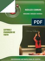 APOSTILA Leitura e Produção de texto.pdf