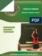 APOSTILA Comunicação, Educação e Tecnologias.pdf