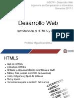 Introduccion Al Html5 y Css3