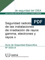 Seguridad Radiologica en Radiografia Industrial - Oiea