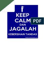 Poster Tandas