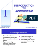 Chapter 1 Introduction to Accounting