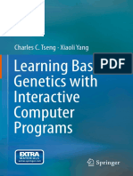 Learning Basic Genetics With Interactive Compuer Programs