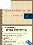 Accounting Double-Entry System