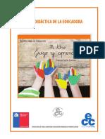 Guía Didáctica de La Educadora