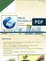 Chapter 2 - Marketing Environment