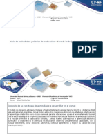 Guía de actividades y rúbrica de evaluación_ fase 0_Trabajo de reconocimiento