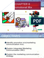 Chapter 8 - Marketing Promotional Mix