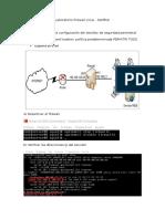 Laboratorio Firewall Linux